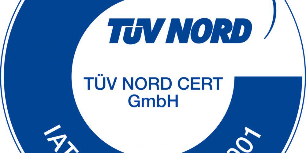 AGRODUR now certified according to IATF 16949:2016
