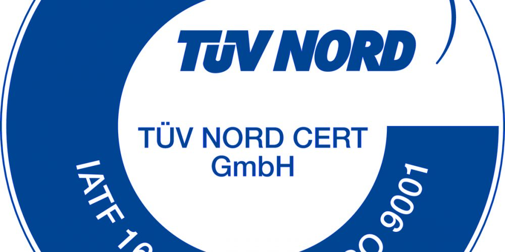 AGRODUR jetzt zertifiziert nach IATF 16949:2016